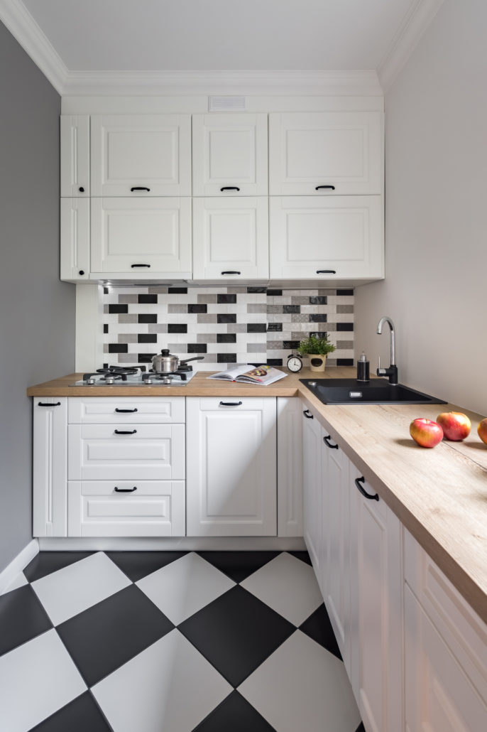 Practical Small Kitchen Design Ideas